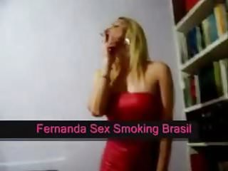 Smoking Dancing Slut
