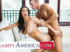Naughty America - Sofi Ryan fucks friend's husband