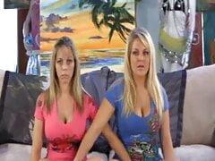 Amber and Laci MC 3 Lez