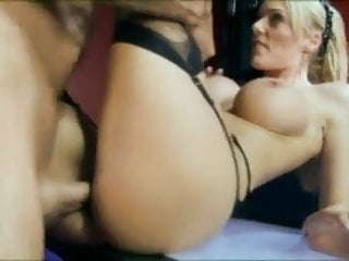 British blonde slut and others get fucked after some awards