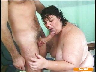 Nice Hairy BBW