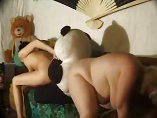 Kung fu panda mom...