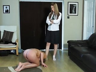 lezdom - humiliation and worshipHD Sex Videos
