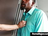 BBC Rome Major Pounds Blonde Milf Ryan Conner In Hotel!