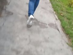 Flaquita con jeans 2