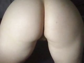 British Blonde Big Bubble Butt Slut 4