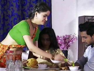 Desi husband licks his lover's vagina
