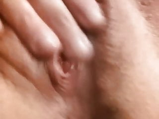BBW fingers juicy wet shaved pussy