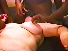 Black Cock Gangbang For Granny Slutwife Bubbles