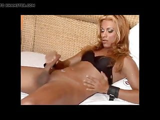 Juicy shemales cumming compilation by sinne...