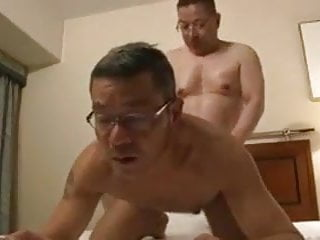 Mr dandy sexy japanese daddies enjoying each other...