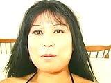 Hot Asain facial