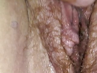 Bbw wife chubby pussy amateur fingering hairy...