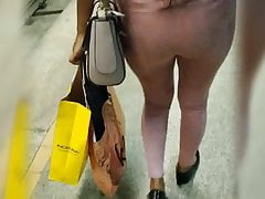 Ass In Taut Pants
