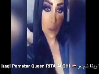Arab iraqi porn star rita alchi sex mission...