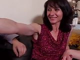 Sexy French Wife Has A Fucking Threesome !