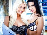 European MILFs Alexa Tomas and Lena Love