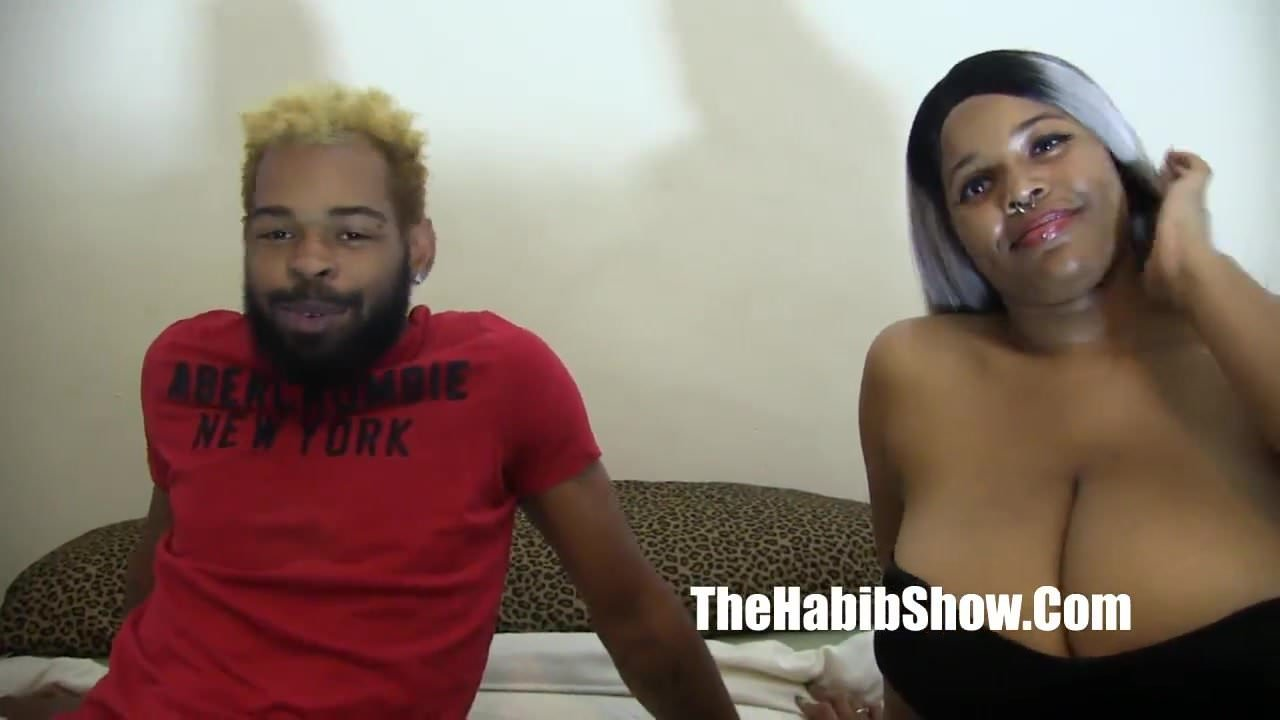 Couple Share Black Cock