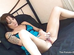 Paige Fox Increbible Twitching Pussy Orgasm After Toy Test