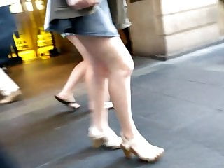 Bare Candid Legs - BCL#190
