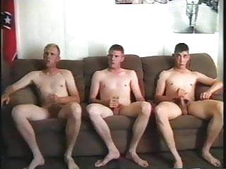 Three marines...