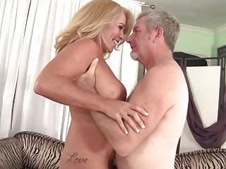 Busty Mature Gets Her Pussy Drilled