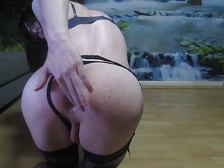 Sissy faggot anal play