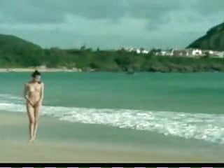Shu Qi nude at the beach