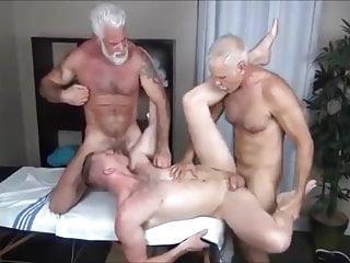 Allen amp jake two daddies massage...