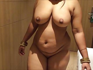 Busty indian brown curvy with milf...