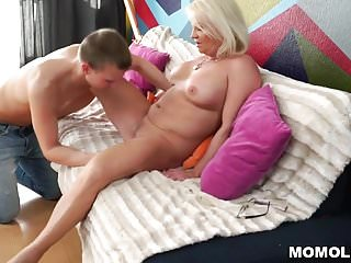Big cock lover mature has multiple orgasms