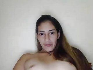 Teen Webcam Pussy video: pamelita ricota de 19 se muestra por skype