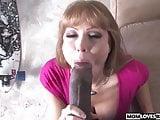 Son witness how mom Darla Crane takes a BBC