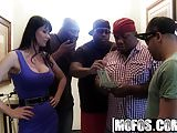 Milfs Like It Black - Even Eva Tips starring  Eva Karera