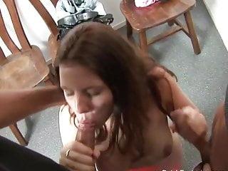 Dutch Milf Double Handjob