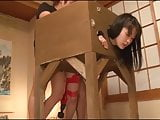 Japanese slave girl creampie
