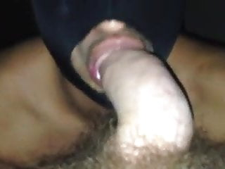 Sucking my white married friend at his office...