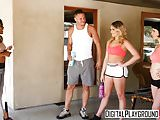 XXX Porn video - Couples Vacation Scene 4 Olive Glass and Da
