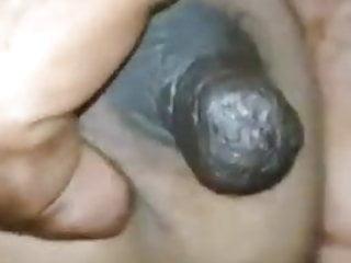 Dark nipples...