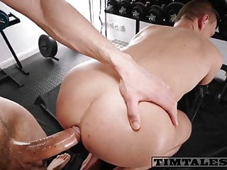 Gym fuck with Mario Galeno and Felix Hain