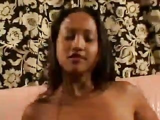 Loni fingers Her smooth shaven pussy.