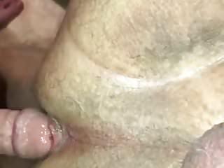 Fuck with saliva 2...
