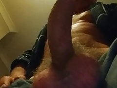 Guy showing us his great cock and balls