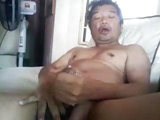 Malay Daddy Cum