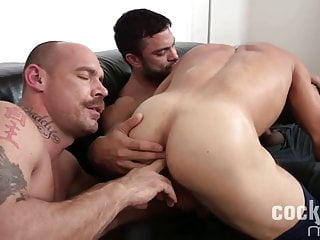 Rogan Richards, Jake Deckard and Austin Merrick (TT P3)