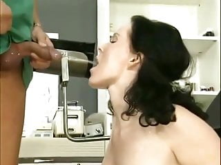 Pissing video: Dirty pregnat fucking and drinking piss