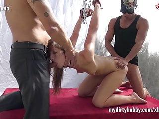My Dirty Hobby Crazy Sophia die Fick Sklavin