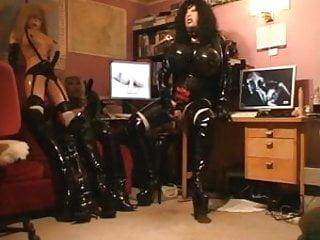 Roxina Dark Cum Slut