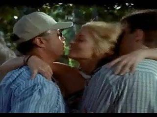 Kiss the sky 1998 threesome erotic scene mfm...