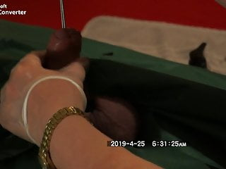 Lady Sarah ( Hannover ) sounding my Cock